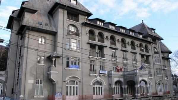 Primul cantonament are loc la Hotel Paltinis Sinaia