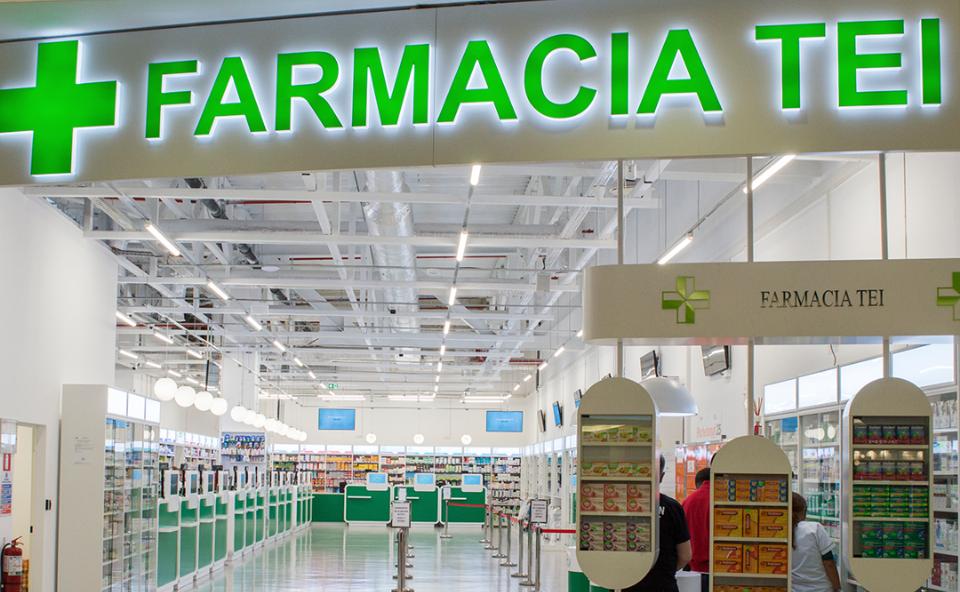 Puncte de lucru farmaciatei