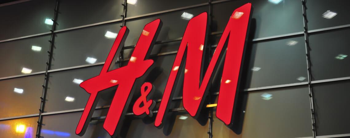 Retailerul de modă H&M încălcarea protecției datelor
