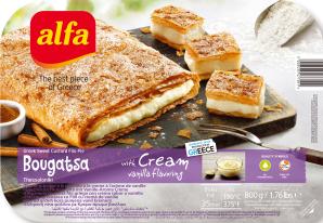 Alfa produse de patiserie Alfa Pastry